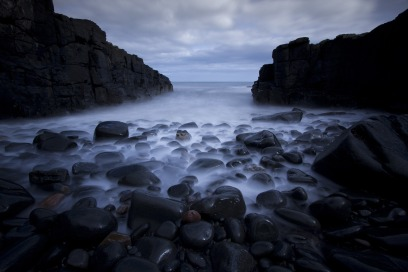 Rocks & Water